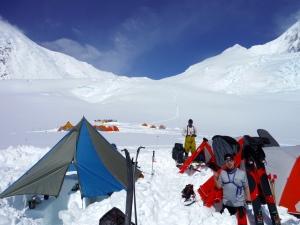 7,800ft Camp