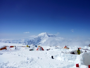 Mt. Foraker and 14k Camp
