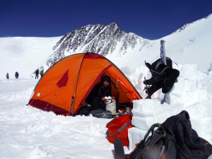 17,000ft Camp